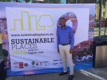 Justice Abgo participates in Sustainable Places 2019 with the business models identified for the inteGRIDy pilot in United Kingdom.